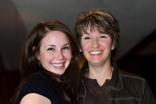 Momma & Me!